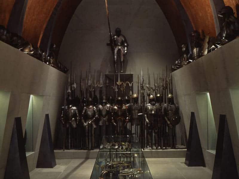 The Armoury - Poldi Pezzoli Museum