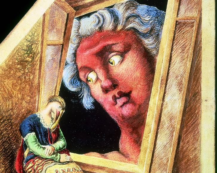 L'Annunciazione di Savino al Museo Boschi di Stefano