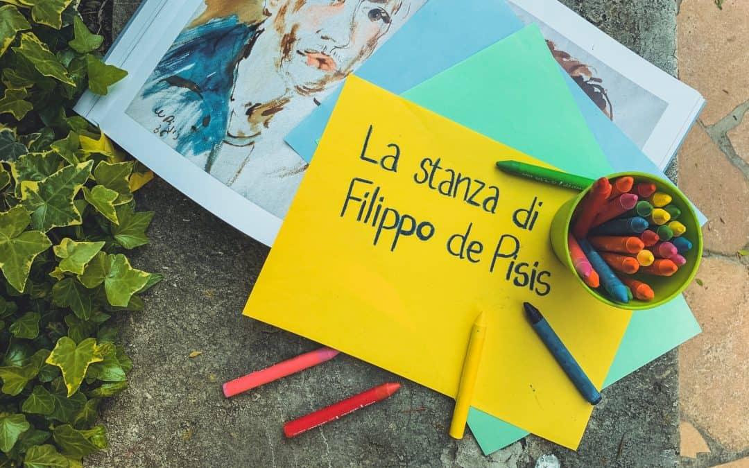La stanza di Filippo de Pisis: 5-11 anni