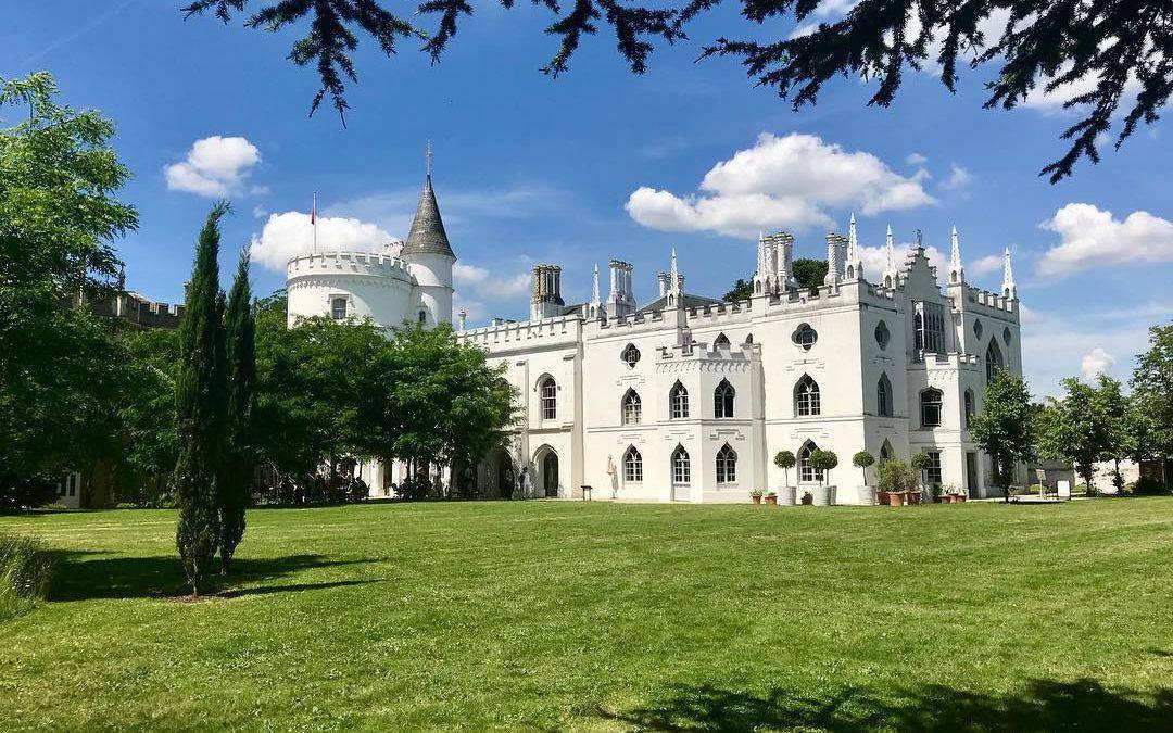 Horace Walpole e i suoi capolavori a Strawberry Hill