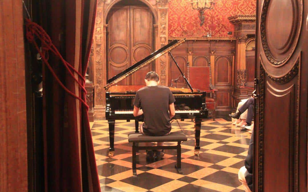 SoloPiano: 3 concerts in November (commentary in Italian)