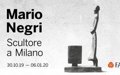Mario Negri. Scultore a Milano