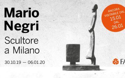 Mario Negri Scultore a Milano