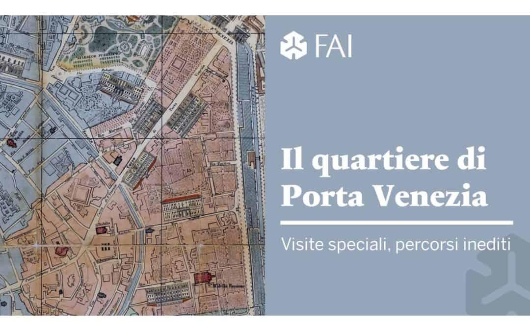 Il quartiere di Porta Venezia