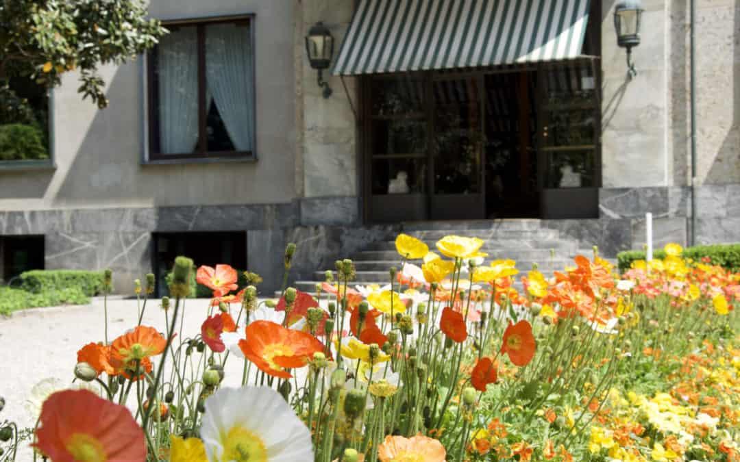 Riapre al pubblico Villa Necchi Campiglio